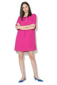 Zee Lane Collection, Rochie fucsia scurta